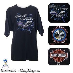 3XL HD Mens Ft Washington DC USA MADE Shirt